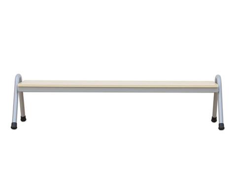 Stapelbank 120 cm breit Sitzhoehe 34 cm-2