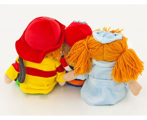 Puppen Berufe 3er-Set-2