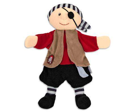 Handpuppe Pirat-1