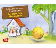 Bildkarten: Der dicke fette Pfannkuchen