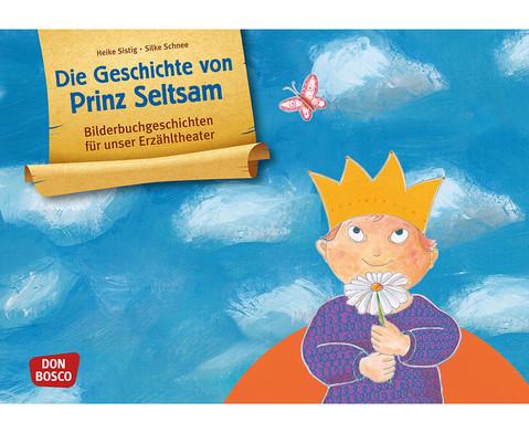 Bildkarten  Geschichten von Prinz Seltsam-1