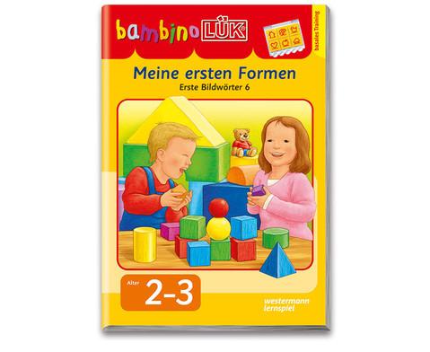 bambinoLUEK Meine ersten Formen-1
