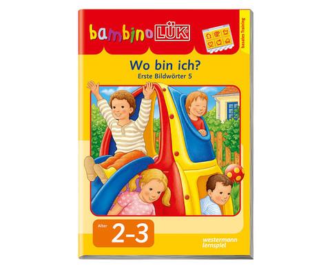 bambinoLUEK Wo bin ich-1