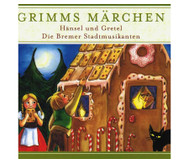 Grimms Märchen - Hänsel&Gretel + Bremer Stadtmusikanten