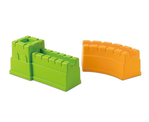 Sandform Chinesische Mauer-1