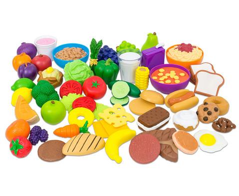 Nahrungsmittel-Set zum Spielen