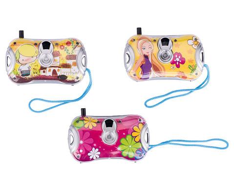 Mini-Kamera mit Bildern