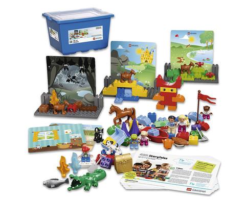 LEGO Education StoryTales-Set mit Aufbewahrungsbox