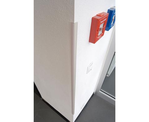 Kantenschutz aus Kunststoff