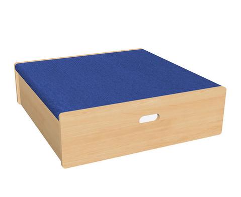 Spielpodest Quadrat klein-8