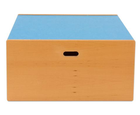 Spielpodest Quadrat gross-6