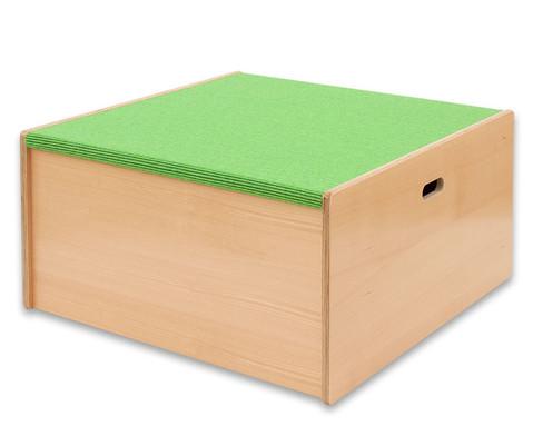 Spielpodest Quadrat gross-9