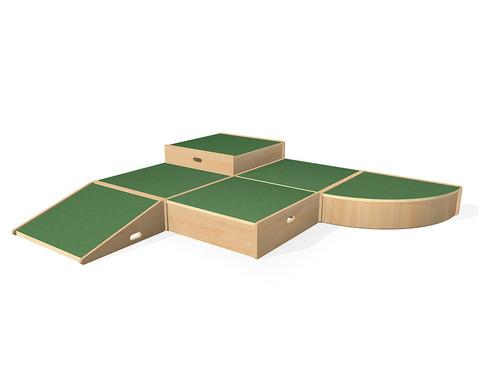Spielpodeste Set Nila 6-tlg-10