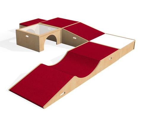 Spielpodeste-Set Cara 8-tlg-4