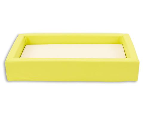 Krippen-Schaum-Bett mit Matratze-6
