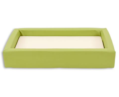 Krippen-Schaum-Bett mit Matratze-9