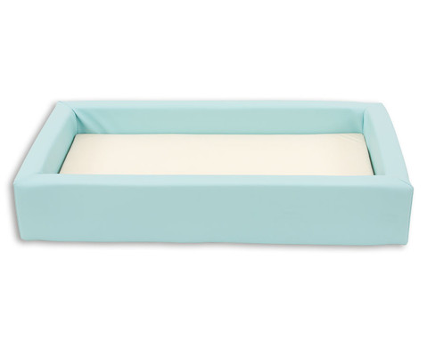 Krippen-Schaum-Bett mit Matratze-7