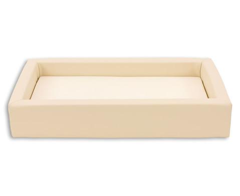 Krippen-Schaum-Bett mit Matratze-5