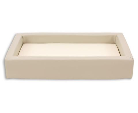 Krippen-Schaum-Bett mit Matratze-4