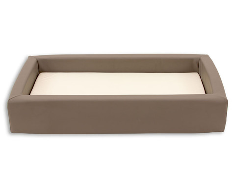 Krippen-Schaum-Bett mit Matratze-11
