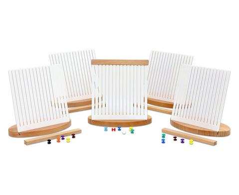 Zentro-Set mit 5 mittleren Rahmen  1000 Steckroellchen-1