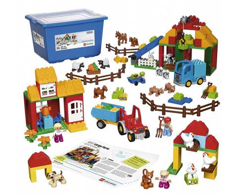LEGO DUPLO Grosser Bauernhof-1
