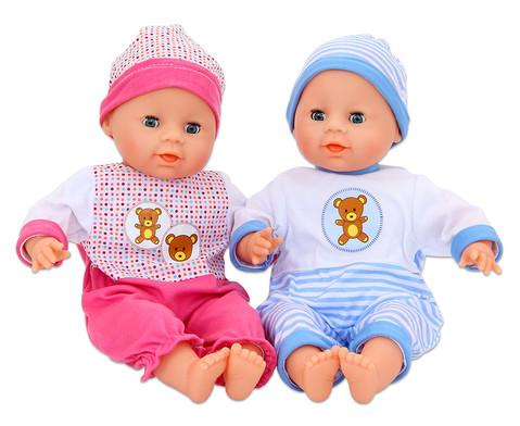 Babypuppe Laura 38 cm-1