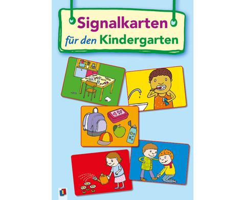 Signalkarten fuer den Kindergarten