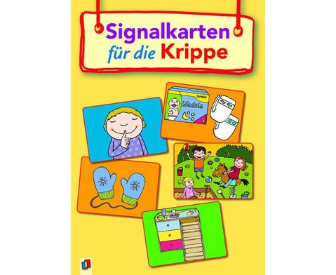 Signalkarten fuer die Krippe-1