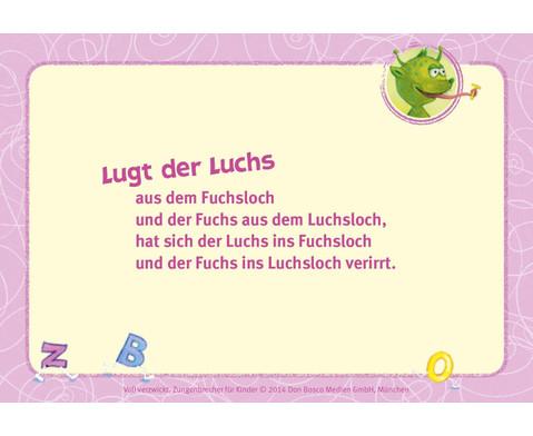 34 Zungenbrecher-Karten fuer Kinder-2
