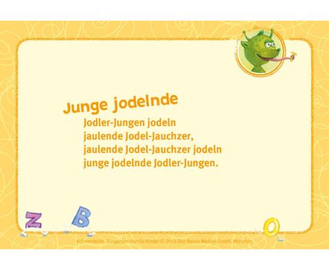34 Zungenbrecher-Karten fuer Kinder-3