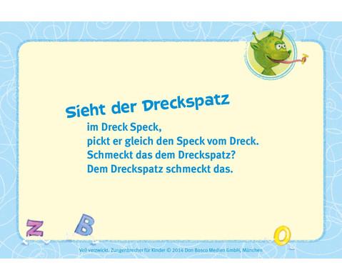 34 Zungenbrecher-Karten fuer Kinder-4