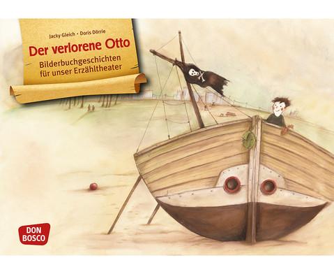 Bildkarten Der verlorene Otto