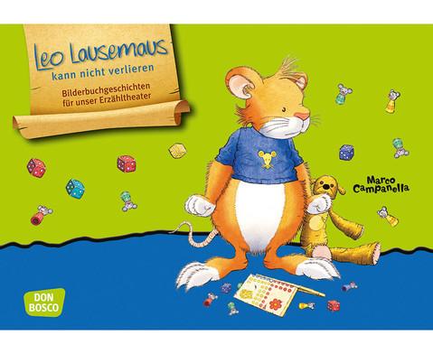 Leo Lausemaus Kamishibai-Bildkartenset
