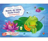 Bildkarten – Quacki, der kleine Frosch