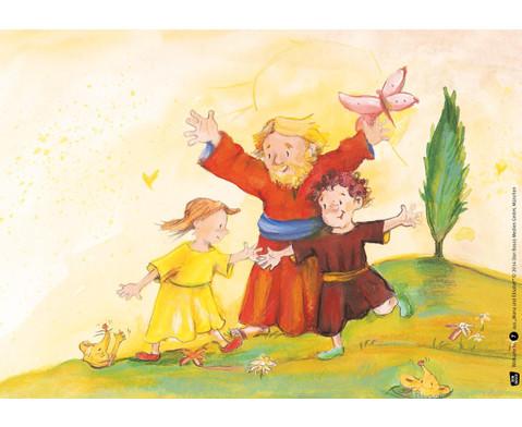 Bildkarten  Maria und Elisabet-2