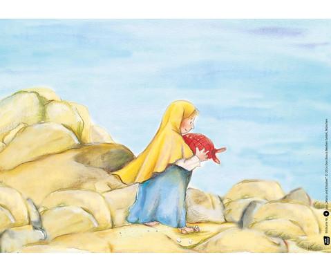Bildkarten  Maria und Elisabet-3