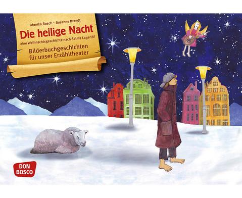 Bildkarten  Die heilige Nacht-1
