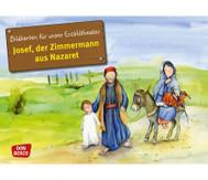 Bildkarte: Josef, der Zimmermann aus Nazaret