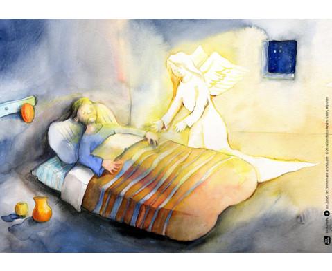 Bildkarten  Josef der Zimmermann aus Nazaret-4