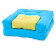 Sessel 'Dado' mini Blau/Grün