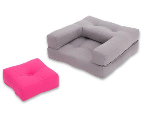 Sessel Dado mini grau-Pink-4