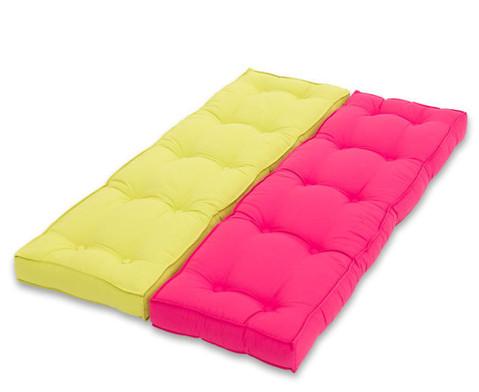 Sessel Sedia mini gruen-pink-3