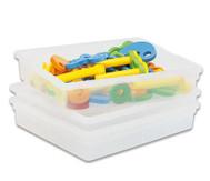 Aufbewahrungsbox klein, 3 Stück