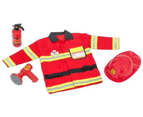 Kostuem Feuerwehrmann