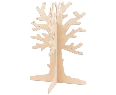 Grosser Jahresthemenbaum blanko