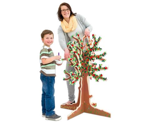 Grosser Jahresthemenbaum blanko-5