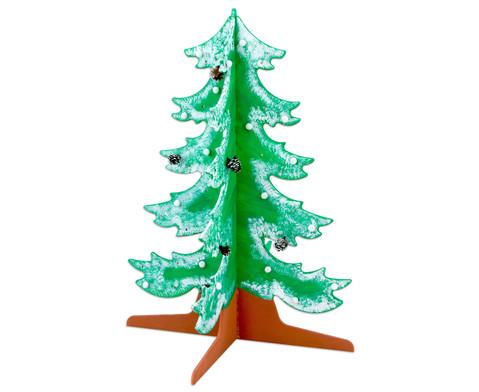 Tannenbaum aus Holz-5