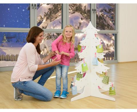 Tannenbaum aus Holz-8