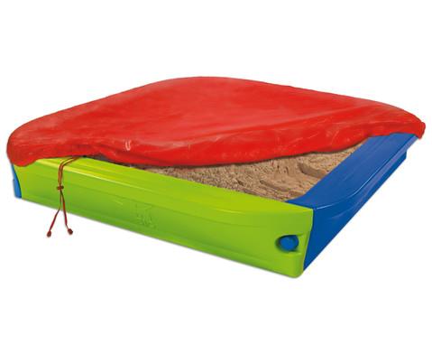 Kunststoff-Sandkasten 152 x 152 cm-1
